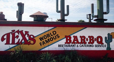 Photo of BBQ Joint Tex's World Famous Bar-B-Q at 1013 Foster Ave, Nashville, TN 37210, United States