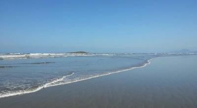 Photo of Beach Praia das Gaivotas at Av. Gov. Mário Covas Jr., Itanhaém 11740-000, Brazil