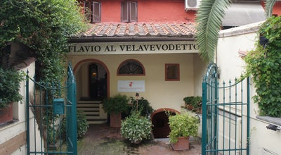 Photo of Food Flavio al Velavevodetto at Via Di Monte Testaccio, 97, Roma 00153, Italy