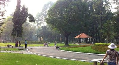 Photo of Park Công viên Tao Đàn | Tao Dan Park at 55c Nguyễn Thị Minh Khai, Phường Bến Thành, Quận 1, Ho Chi Minh City, Vietnam