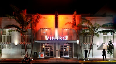 Photo of Greek Restaurant Vintro Kitchen at 2216 Park Avenue, Miami Beach, FL 33139, United States