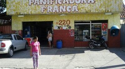 Photo of Bakery Panificadora França at Rua Póvoa De Varzim, 220 - Jardim Paquetá, 31340-060, Brazil