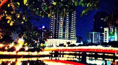 Photo of Lake 愛河之心 The Heart of Love River - Ruyi Lake at 高雄市三民區, Kaohsiung, Taiwan