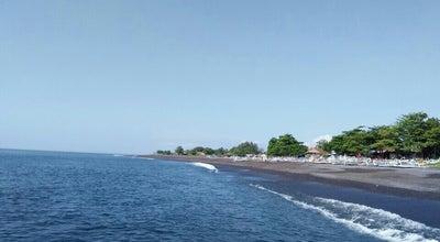Photo of Beach Kusamba beach at Jln. Raya Kusamba, Klungkung, Indonesia