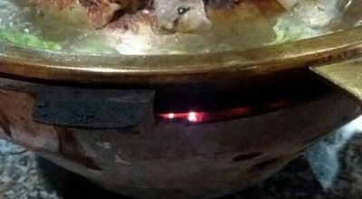 Photo of BBQ Joint นายบุญล้อม บุฟเฟต์ หมูกระทะ สเต็ก at ข้างซอยเสลาธง, เมือง 76000, Thailand