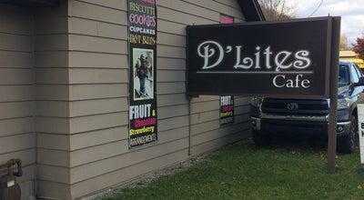 Photo of Dessert Shop D'Lites Fruit & Sweet Boutique at 338 S Logan Blvd., Altoona, PA 16602, United States