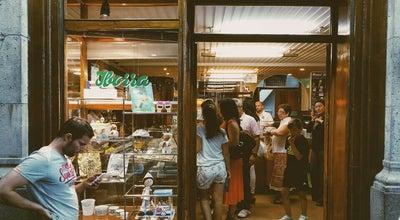 Photo of Ice Cream Shop Helados Iborra at Calle De La Lencería, 1, Spain
