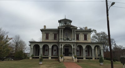 Photo of History Museum The Jemison-Van de Graaff Mansion at 1305 Greensboro Ave, Tuscaloosa, AL 35401, United States