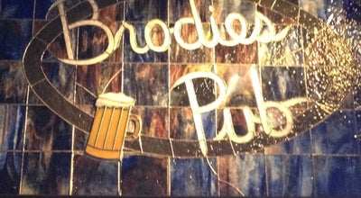 Photo of Dive Bar Brodies Pub at 10 1/2 Lowell St, Peabody, MA 01960, United States