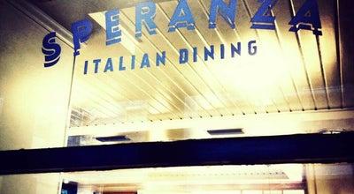 Photo of Italian Restaurant Speranza at Φίλωνος 90, Piraeus 185 36, Greece