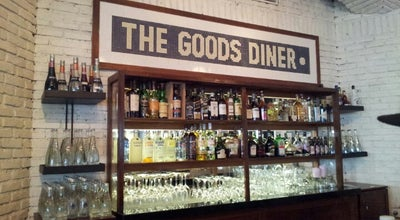 Photo of Lounge THE GOODS DINER • at Fairgrounds, Sudirman Central Business District, Jakarta Selatan, Indonesia