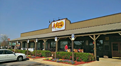 Photo of American Restaurant Cracker Barrel Old Country Store at 845-a Schillinger Rd S Schillinger Rd & Old Government St, Mobile, AL 36695, United States