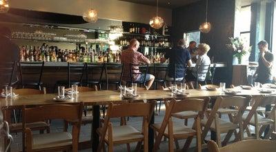 Photo of Italian Restaurant Ribelle at 1665 Beacon St, Brookline, MA 02445, United States