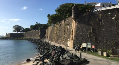 Photo of Trail Paseo del Morro at Puerto Rico