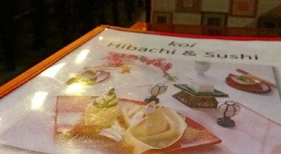 Photo of Japanese Restaurant Koi Japanese Restaurant at 1101 Nashville Pike, Gallatin, TN 37066, United States