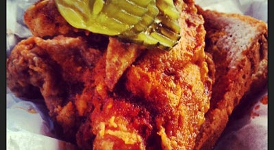 Photo of Fried Chicken Joint Prince's Hot Chicken Shack at 123 Ewing Dr, Nashville, TN 37207, United States