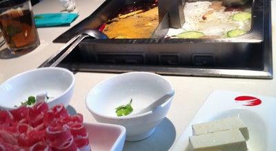 Photo of Chinese Restaurant 海底捞火锅 Haidilao Hot Pot at 9 Wangjing St., Beijing, Be, China
