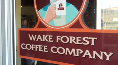 Photo of Coffee Shop Wake Forest Coffee Company at 156 S White St, Wake Forest, NC 27587, United States