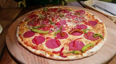 Photo of Pizza Place Pizza Express at Savanorių Pr. 12, Vilnius, Lithuania
