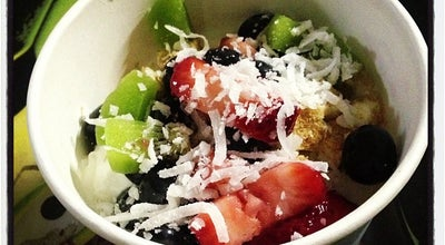 Photo of Dessert Shop Yogurtland at 13582 Whittier Blvd, Whittier, CA 90605, United States
