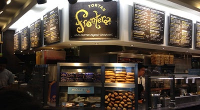 Photo of Mexican Restaurant Tortas Frontera by Rick Bayless at At Gate K3, Terminal 3, Chicago, IL 60666, United States