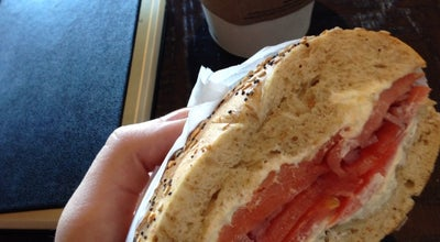 Photo of Bagel Shop Union Bagels at 1 Union Ave, Lynbrook, NY 11563, United States