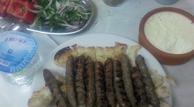 Photo of BBQ Joint DALMIŞ KÖFTE ISMAIL IN YERI at Turkey