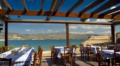 Photo of Fish Taverna Κάβος at Κάβος, Kávos 201 00, Greece