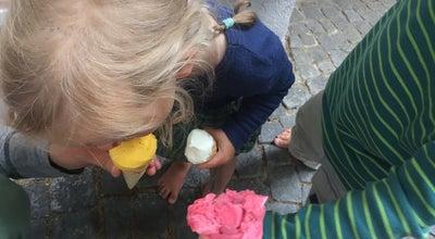 Photo of Ice Cream Shop Eiscafé Cortina 1 at Hirschgasse 12, Tübingen 72070, Germany