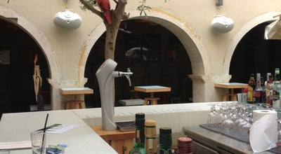 Photo of Cocktail Bar Kibar - Μοναστήρι του Καρόλου at Χατζημιχάλη Νταλιάνη 22, Χανιά 731 00, Greece