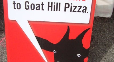 Photo of Pizza Place Goat Hill Pizza at 171 Stillman St, San Francisco, CA 94107, United States