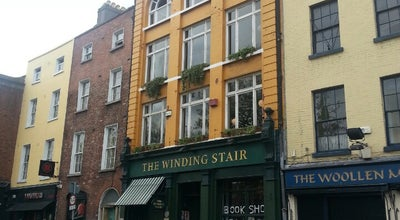 Photo of Restaurant The Winding Stair at 40, Dublin 1, Ireland
