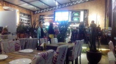 Photo of Pizza Place Villa Garden Pizzaria e Choperia at Rua Victor Konder, Itajai, Brazil
