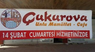 Photo of Bakery Çukurova Unlu Mamulleri - Cafe at Sumbas Yolu, Kadirli, Turkey