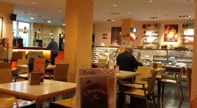 Photo of Cafe Chocolat at Carrera Espinel, 9, Ronda 29400, Spain