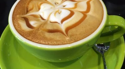 Photo of Cafe St. Presso Coffee at 1-1-50, Elit Avenue, Bayan Baru 11950, Malaysia