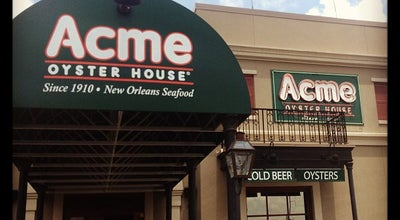 Photo of Seafood Restaurant Acme Oyster House - Baton Rouge at 3535 Perkins Rd, Baton Rouge, LA 70808, United States