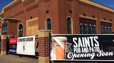 Photo of Bar Saints Pub & Patio at 11900 Shawnee Mission Pkwy, Shawnee, KS 66216, United States