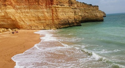 Photo of Beach Praia de Benagil at Lagoa 8400, Portugal