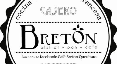 Photo of French Restaurant Breton at Andador Libertad 82b, Querétaro 76000, Mexico