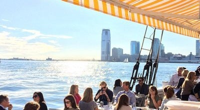 Photo of Seafood Restaurant Grand Banks at 25 New York Ny 10013, New York, NY 10013, United States
