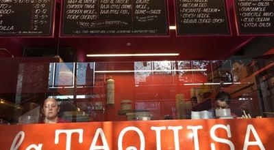 Photo of Mexican Restaurant La Taquisa at 1017 Blanshard St., Victoria, BC, Canada