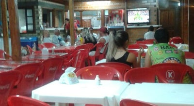 Photo of Burger Joint Tchê Burger Grill at Santa Catarina, São Francisco do Sul 89240-000, Brazil