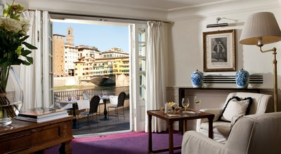 Photo of Hotel Hotel Lungarno at Borgo San Jacopo 14, Florence 50125, Italy