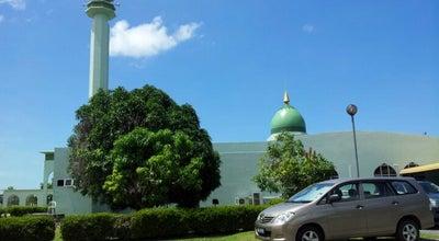 Photo of Mosque Masjid Sufri Bolkiah at Perpindahan Berakas, Bandar Seri Begawan BS3113, Brunei