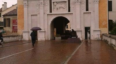 Photo of Historic Site Porta Santi Quaranta at Viale Monte Grappa, Treviso, Italy