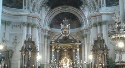 Photo of Church St. Ignaz at Kapuzinerstr. 36, Mainz 55116, Germany