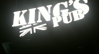Photo of Pub King's Pub at Nuevo León 92, Cuauhtémoc 06000, Mexico