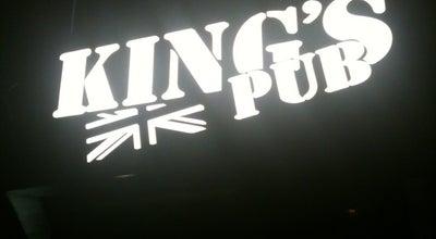 Photo of Pub King's Pub at Nuevo León 92, Cuauhtémoc 06000, Mexico