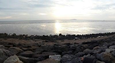 Photo of Beach Pantai Baru Pontian at Malaysia
